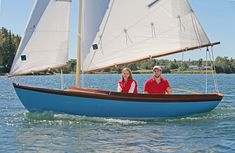 The Paine 14 – A Herreshoff – inspired daysailor – Chuck Paine Yacht Design LLC Spirit Yachts, Yacht Design, Sailing, Inspired, Sailboats, Candle, Sailing Yachts, Sailboat