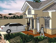 """Check out new work on my @Behance portfolio: """"Exterior 3D Design in Sketchup & Photoshop"""" http://be.net/gallery/57492497/Exterior-3D-Design-in-Sketchup-Photoshop"""