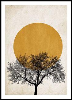 Winter Morning Poster i gruppen Posters hos Desenio AB (3464)