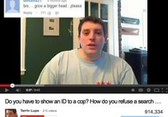 Gallery of the funniest youtube comments.