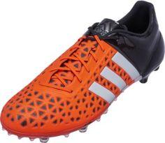 c4640ea3dd6f adidas Ace 15.1 Solar Orange FG Soccer Cleats. Grab a pair today from  SoccerPro.