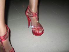 Sexy red shoes~