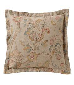 Villa by Noble Excellence Orleans Jacobean Pillow