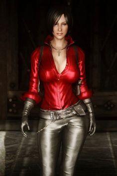 My Favorite Women Fashion Styles Resident Evil 5, Fantasy Women, Fantasy Girl, Evil Games, Ada Wong, Evil Art, Evil World, Girl Body, Games For Girls