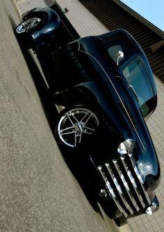 Custom Chev Pickup