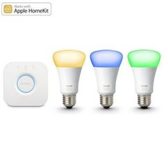 Turn on living with the Philips Hue personal wireless lighting system. Learn more about Hue LED bulbs, fixtures, and controls. Philips Hue Lampe, Phillips Hue, Amazon Echo, Best Smart Home, Smartphone, Apple Homekit, Hue Color, Home, Doors