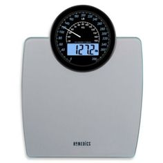 Homedics® 900 Dual Digital Bath Scale - BedBathandBeyond.com