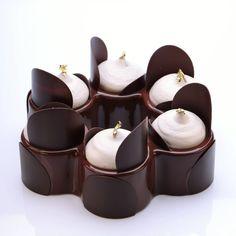 Le 3 chocolats nouvelle version #chocolate #chocolat #pop #worldchampion…