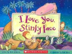 Great children's book.  My kids want me to read it over and over.  Teaches them that you will love them no matter what.