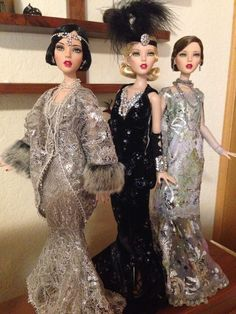 THE STUDIO COMMISSARY: Theme: Favorite new line in my collection>>>>PIC - Posted by SuzanneMcD on January 4, 2016, 11:22 pm. Tonner Deja Vu Emma Jean... I love the era she represents.