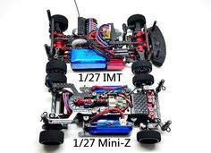 """1/27 """"Mini-Z"""" sized touring car is going to be unveiled soon - X-POWER - RC-遙控車RC-EVOLUTION遙控工房模型論壇 - 手機版 - Powered by Discuz!"""