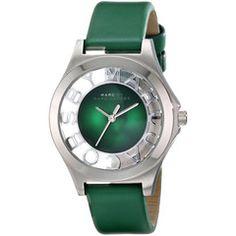 Green #Women #Watch