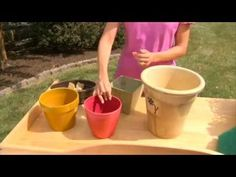Watch: Container Gardening Tips!  One of my favorite things to do is grow herbs and veggies in containers! This is an easy how-to! I don't know what we'd do without YouTube and the great people who share with us!