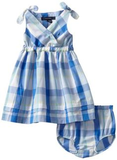 Nautica Baby-girls Infant Plaid Dress « MyStoreHome.com – Stay At Home and Shop