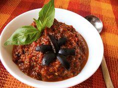 Paté crudo de tomates secos :: recetas veganas recetas vegetarianas :: Vegetarianismo.net