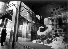 Barbara Morgan : Macy's window