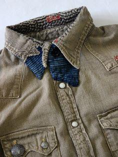 Denim Shirt - KOUNTRY - WEB SHOP - KAPITAL