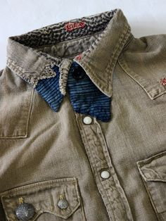 Denim Shirt - KOUNTRY - WEB SHOP - KAPITAL