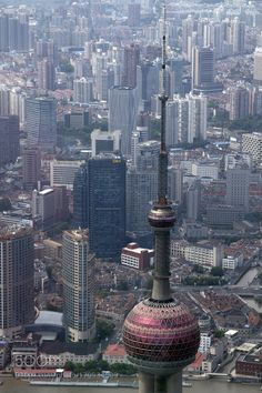 Pearl Tower from above by olival