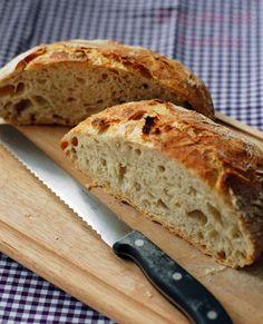 No-knead-bread, Brot ohne Kneten