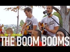 THE BOOM BOOMS - BELLY DOWN