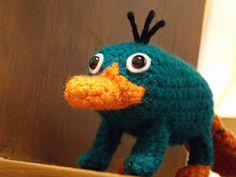 Where's Perry? « The Yarn Box