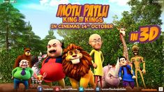 Presenting the official song of Motu Patlu - King Of Kings in releasing on October. Produced By: Viacom 18 Media Private Ltd, Cosmos Entertainment, . Cartoon Movies, Cartoon Shows, Hd Movies, Indie Movies, Watch Movies, Nickelodeon Shows, Nickelodeon Cartoons, Cartoon Online, Elevator Music