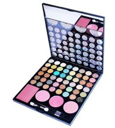 Neon Bright Eyeshadow Blush Set - Multicolor Palette, checkout our review to acquire the best Sephora Makeup Valentine you want. you can read detail information about Neon Bright Eyeshadow Blush Set - Multicolor Palette.  48 color palette by Amuse, All NEON and Bright Colors, 4 bllushers inclueded,