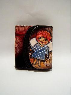 Anjeliky by ArtToWear - SAShE.sk - Handmade Peňaženky Cuff Bracelets, Wallet, Handmade, Jewelry, Hand Made, Jewlery, Jewerly, Schmuck, Jewels