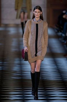 c/o Vogue France: Tommy Hilfiger Fall 2013 Women's Collection #tommyfall13 #nyfw #womenswear