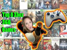 Top 5 Xbox 360 games
