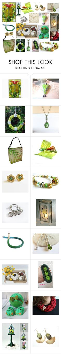 """""""Gifts For The Whole Family"""" by belladonnasjoy ❤ liked on Polyvore featuring As Is, modern, rustic and vintage"""