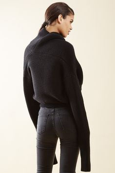 Acne Studios Galactic oversized turtleneck