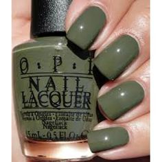 Gel Nail Designs You Should Try Out – Your Beautiful Nails Fall Nail Art, Fall Nail Colors, Nail Polish Colors, Green Nail Polish, Opi Colors, Dark Colors, Cute Fall Nails, Gel Polish, Fall Toe Nails
