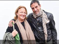 Uri with Alix Marcaccini