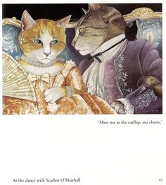 A gallery of cats painted as movie stars, full of charm and humor. Susan Herbert's innovative and witty feline renderings of cats in human situations, from Shakespearean drama to masterpieces of Western art, have won her a large and admiring public. Now she draws on her lifelong fascination with…