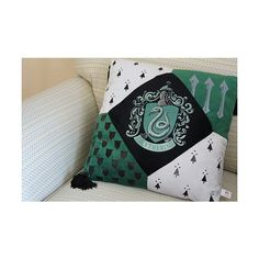 FUCK YEAH, SLYTHERIN! ❤ liked on Polyvore featuring harry potter and slytherin