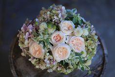 pink arrangements for your wedding