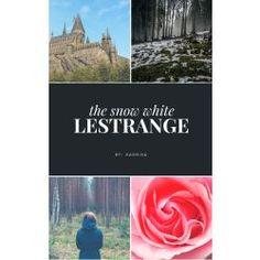 The snow white Lestrange