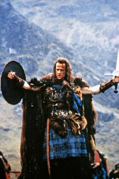 The Original  Highlander! I don't like any of the others, but I can watch this every time it comes on.  Romance, tragedy, and ass kickery!  In the coolest bad ass way.  What's not to like?