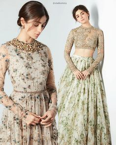 """Alia Bhatt """"New ~ Photoshoot For Magazine ! Indian Wedding Outfits, Bridal Outfits, Indian Outfits, Bridal Dresses, Indian Gowns, Pakistani Dresses, Traditional Fashion, Traditional Dresses, Indian Designer Outfits"""