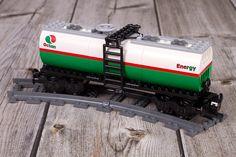 Lego Octan tank car on flickr