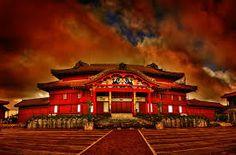 Shuri Castle (首里城)