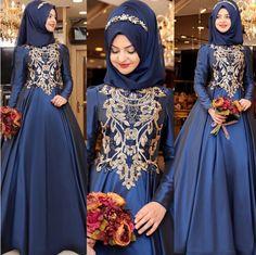 Pınar Şems Tuana Sax abiye görseli 2017'nin Özel Tasarım Abiyeleri Göz Kamaştırırıyor konusu içinde yayınlanmıştır. Muslim Wedding Dresses, Muslim Dress, Formal Dresses For Weddings, Special Dresses, Hijabi Gowns, Indian Gowns Dresses, Modest Dresses, Simple Dresses, Pakistani Dresses