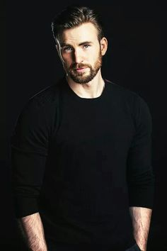 Chris Evans/Captain America;):)///