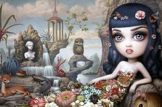 "Opening Night: ""The Gay 90s: West"" by Mark Ryden at Kohn Gallery 