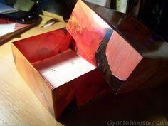 recycling calendar- box Hope Chest, Storage Chest, Recycling, Calendar, Box, Home Decor, Snare Drum, Decoration Home, Room Decor