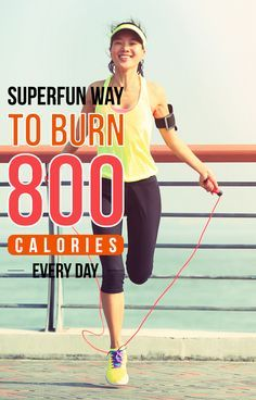 Fun ways to burn calories every day! #fitenss