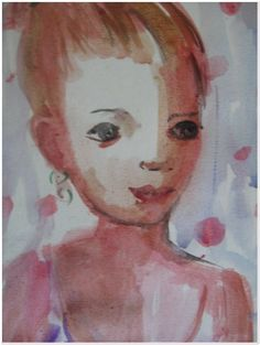shakeha (@shakeh2000) / Twitter Contemporary Art, Paintings, Watercolor, Fine Art, Portrait, Twitter, Pen And Wash, Watercolor Painting, Paint