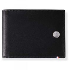 S.T. Dupont Star Wars Black Wallet Closed View